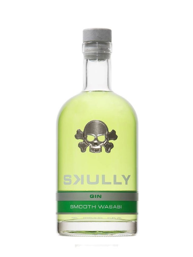 Recensione Skully Gin Smooth Wasabi