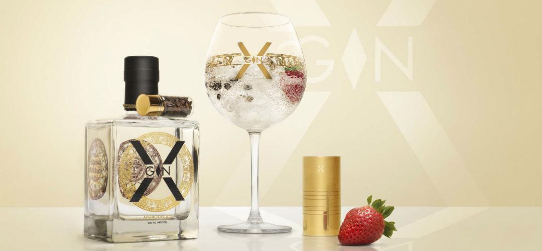 X-Gin: l'afrodisiaco dei gin lovers