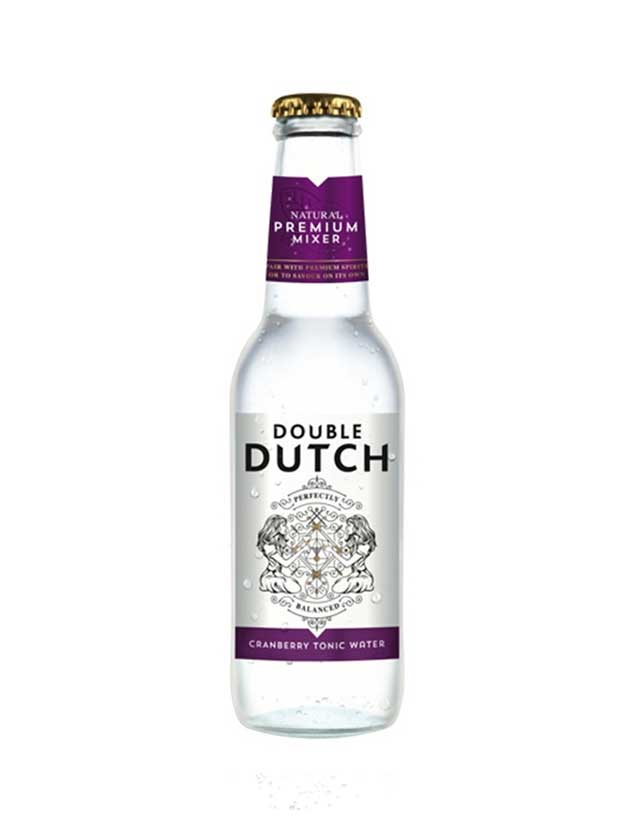 Recensione Double Dutch Cranberry Tonic Water