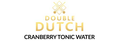 Double Dutch Cranberry Tonic Water