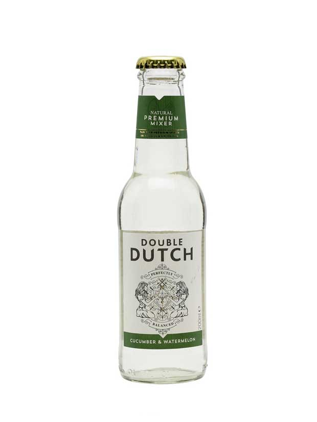 Recensione Double Dutch Cucumber & Watermelon