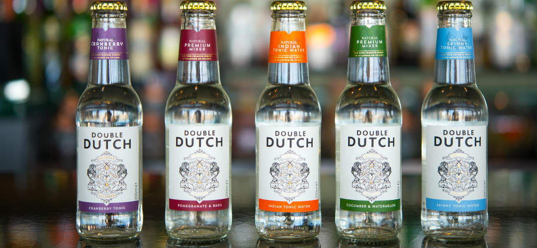 Double Dutch Drinks: la scienza del gusto applicata alle toniche