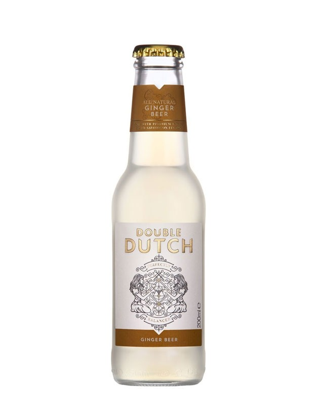 Recensione Double Dutch Ginger Beer