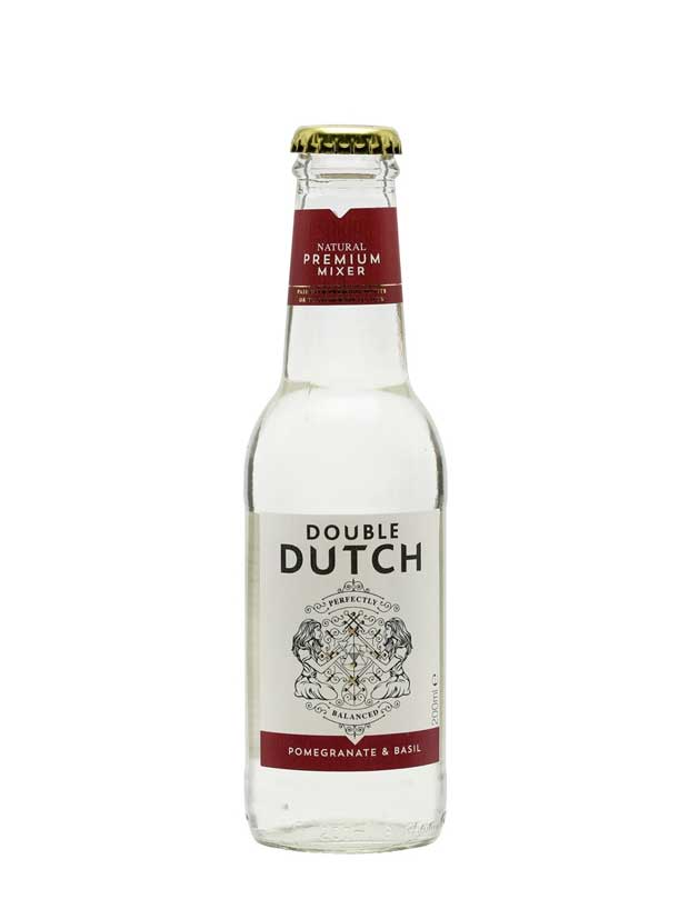 Recensione Double Dutch Pomegranate & Basil