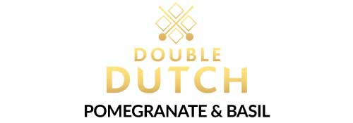 Double Dutch Pomegranate & Basil