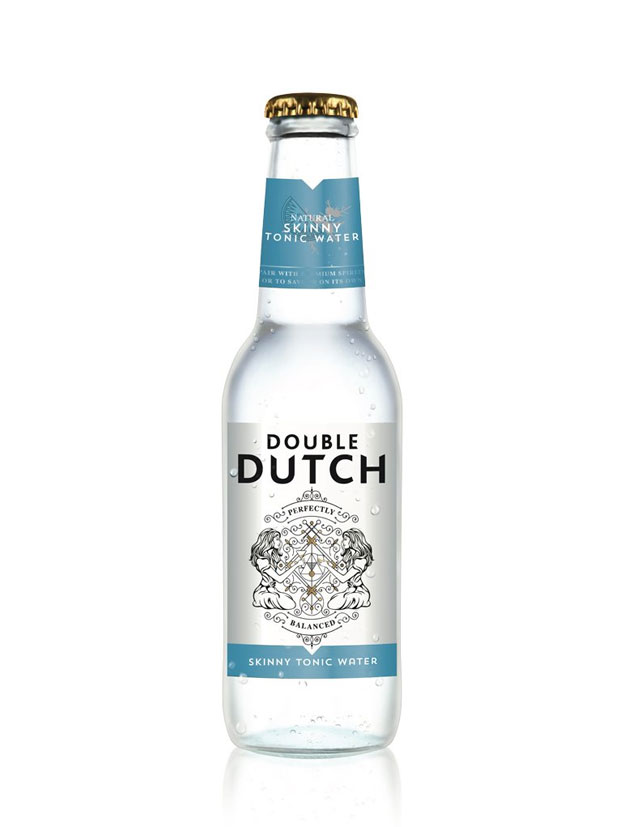 Recensione Double Dutch Skinny Tonic Water