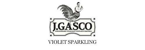 J. Gasco Violet Sparkling
