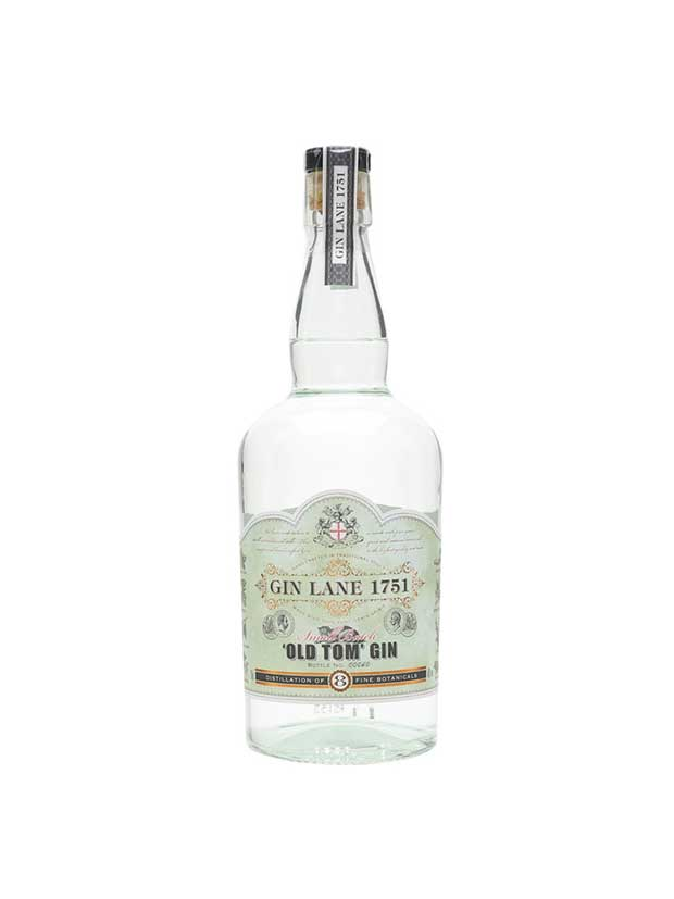 Recensione Gin Lane 1751 Old Tom