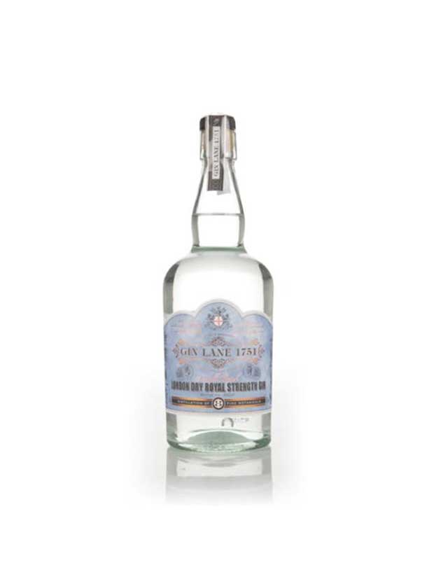 Recensione Gin Lane 1751 Royal Strength