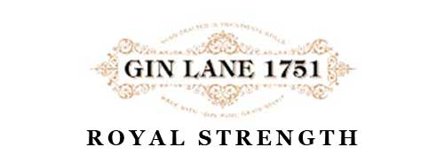 Gin Lane 1751 Royal Strength