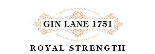 Gin Lane 1751 Royal Strength