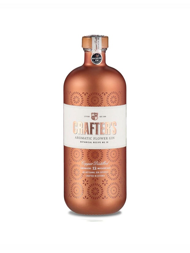 Recensione Crafter's Aromatic Flower Gin