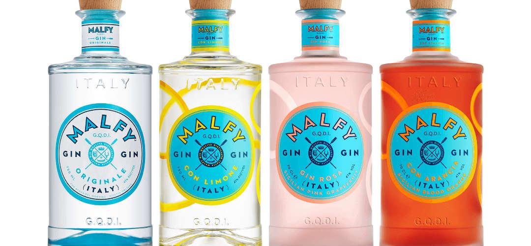 Malfy Gin Rosa e altre novità profumate e colorate...