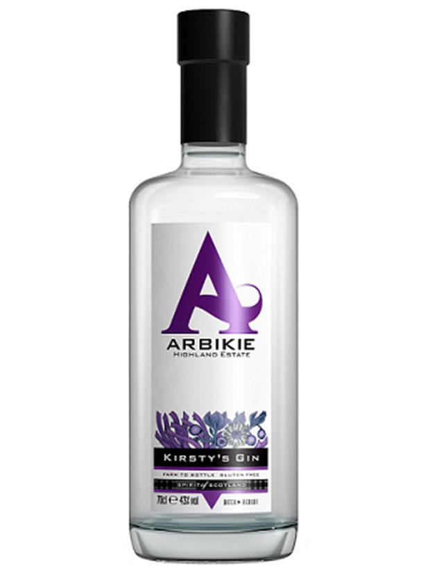 Recensione Arbikie Kirsty's Gin