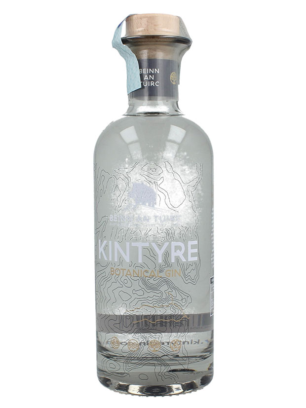 Recensione Kintyre Gin