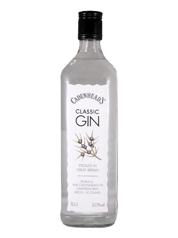 Recensione Cadenhead's Classic Gin