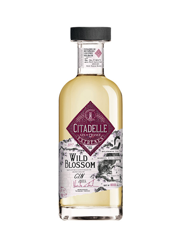 Recensione Citadelle Extremes No.2 Wild Blossom Old Tom Gin