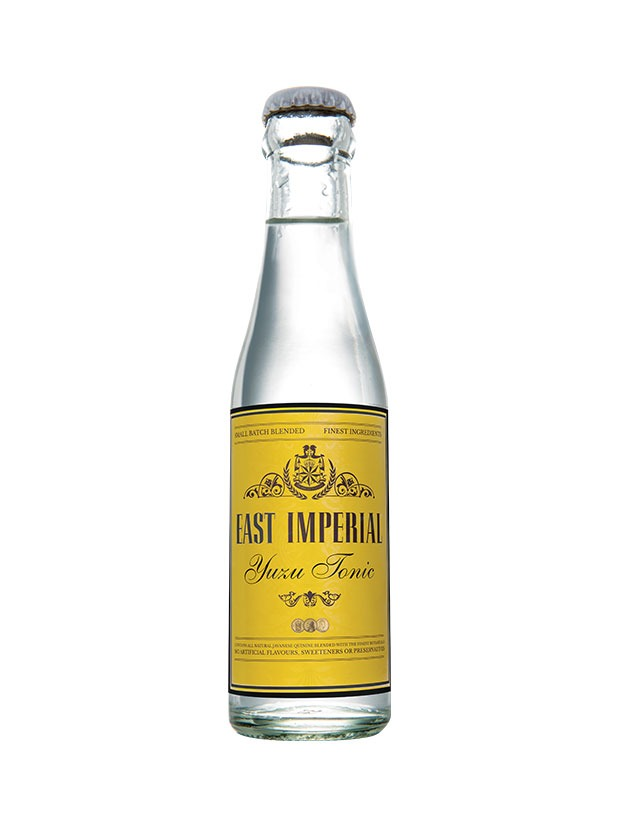 Recensione East Imperial Yuzu Tonic Water