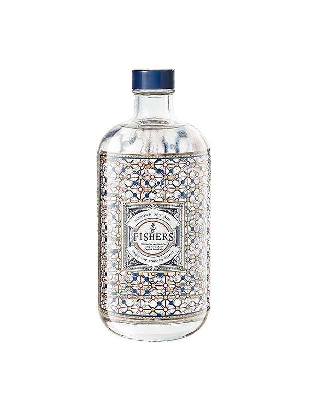 Recensione Fishers London Dry Gin