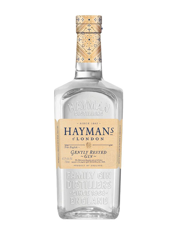 Recensione Hayman's Gently Rested Gin