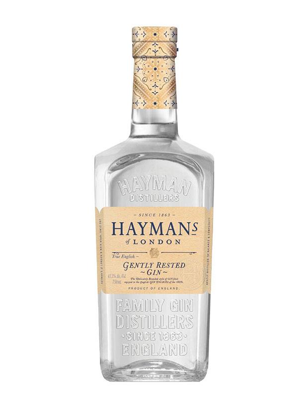 Haymans_Gently_Rested_Gin-bottiglia