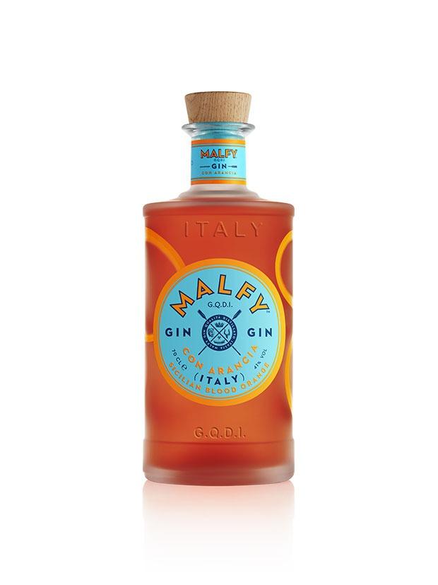 Recensione Malfy Gin con Arancia