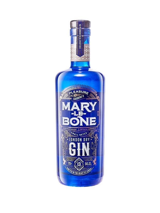 Recensione Mary Le Bone Gin
