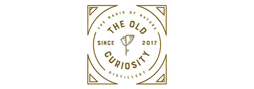 Old Curiosity Chamomile & Cornflower Secret Garden Gin
