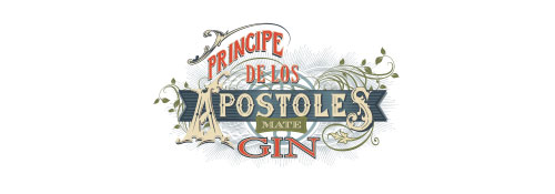 Principe De Los Apostoles Mate Gin