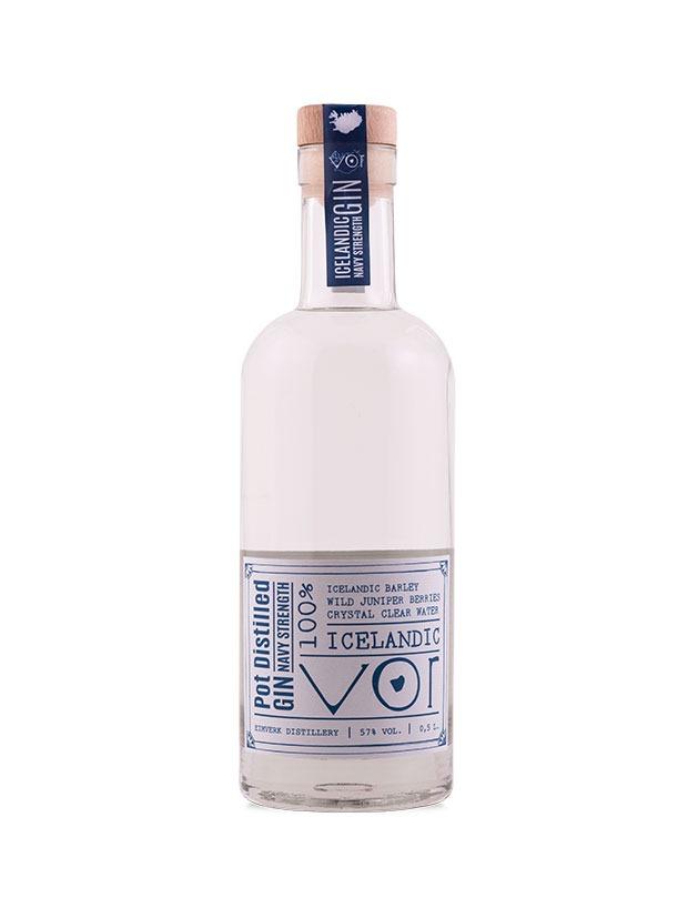 Recensione Vor Icelandic Gin Navy Strength
