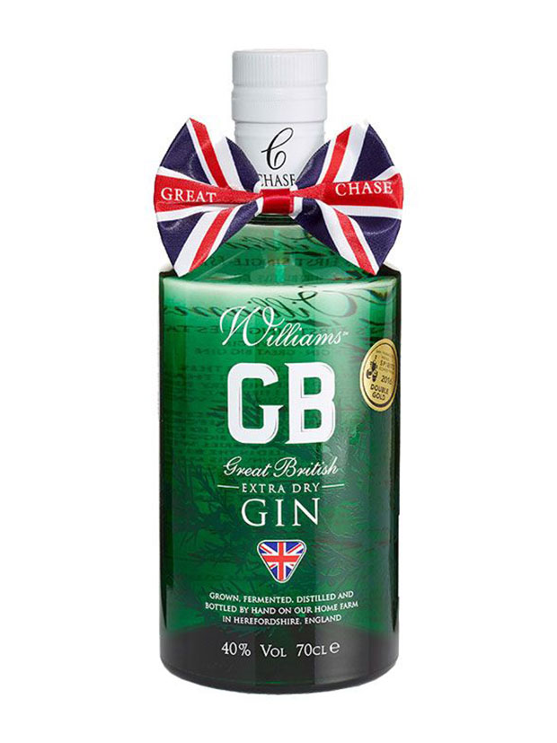 Recensione Williams Chase GB Gin