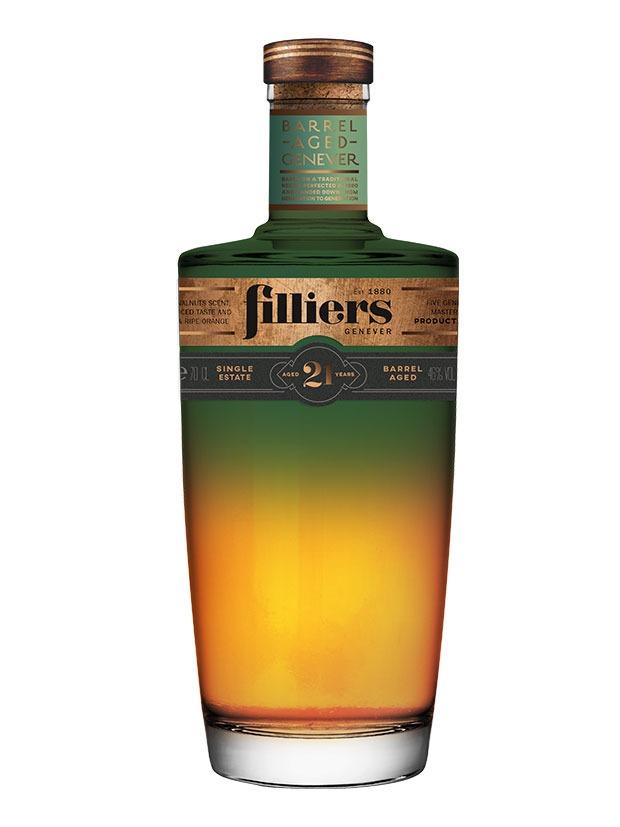 filliers-barrel-aged-genever-21-years-old-genever-bottiglia