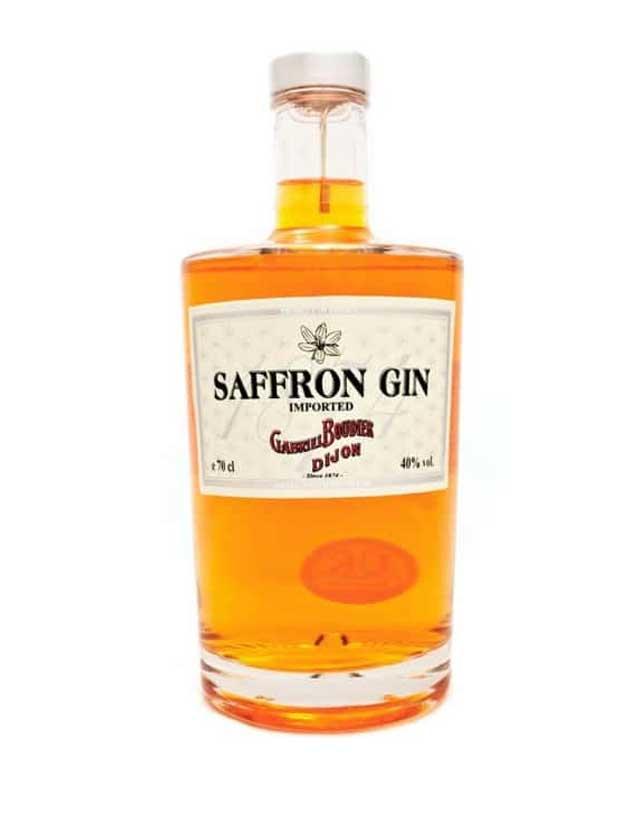 Recensione Saffron Gin