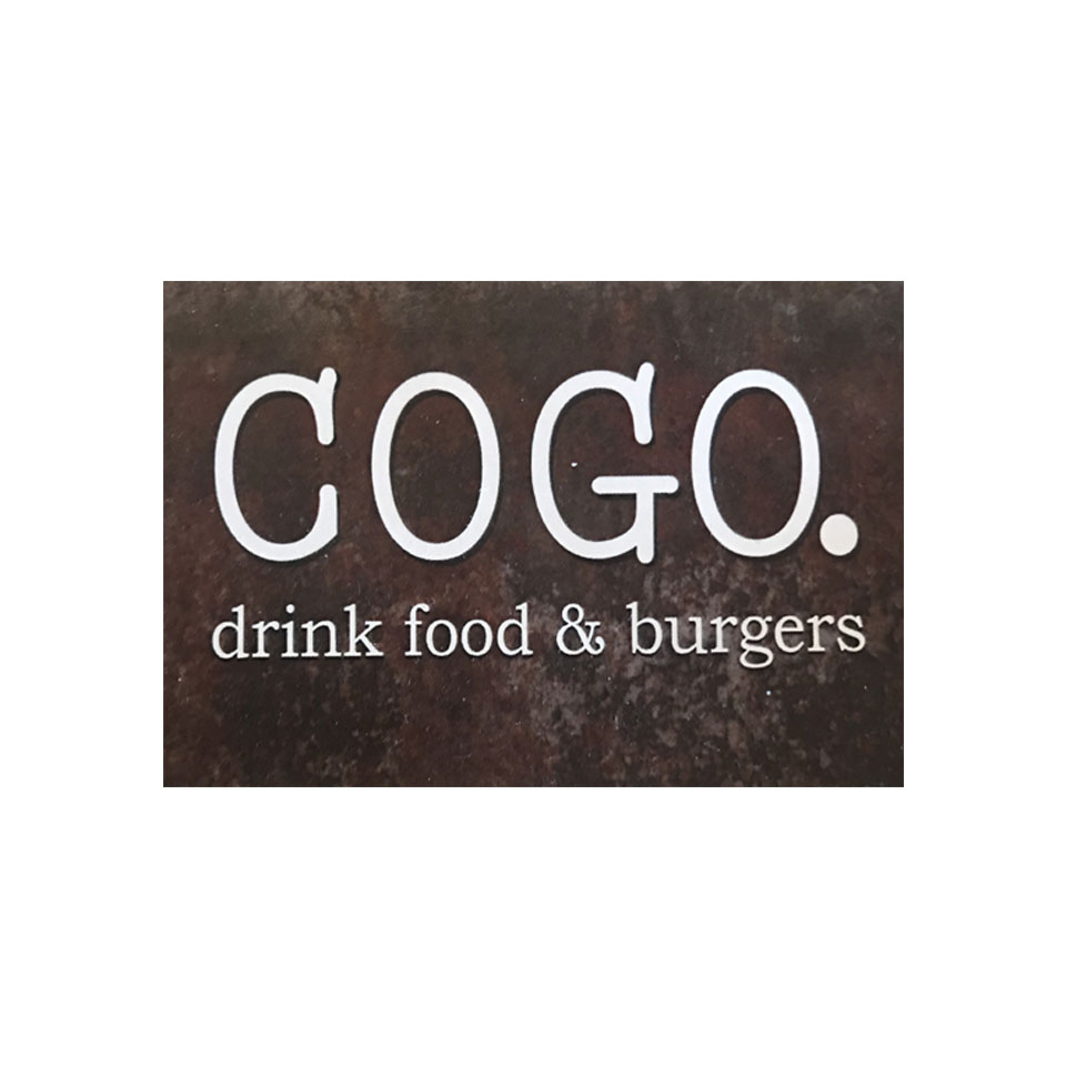 Locale Cogo. Drink, Food & Burgers