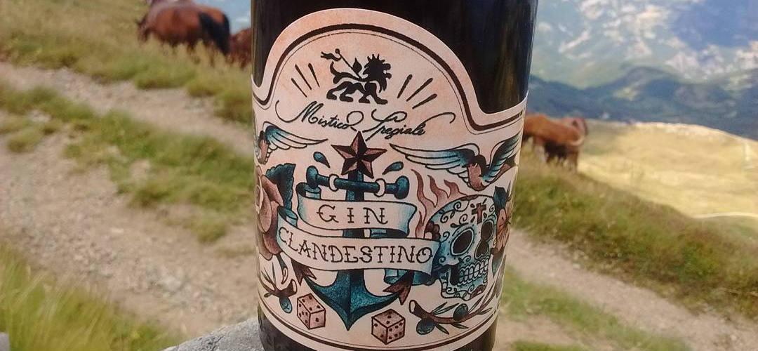 Gin Clandestino: la rivincita del compound e la forza dell'erboristica