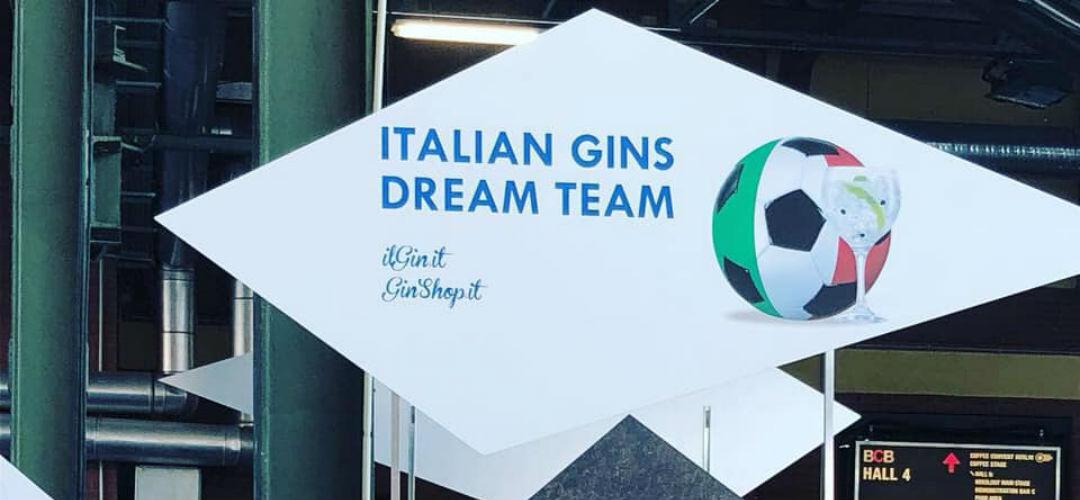 BCB 2018 Italian Gins Dream Team 16
