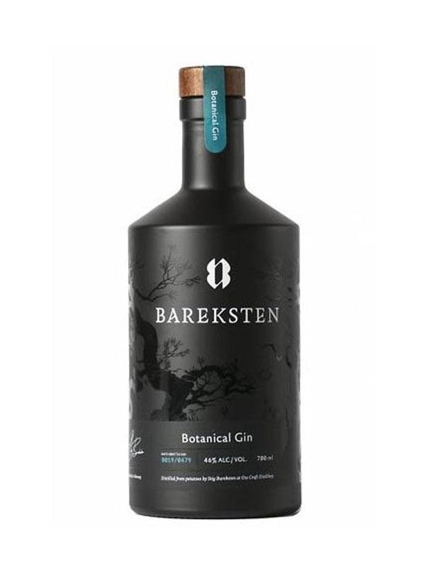 Bareksten-Botanical-Gin-bottiglia