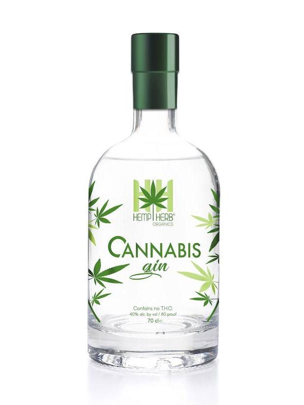 Recensione Cannabis Gin