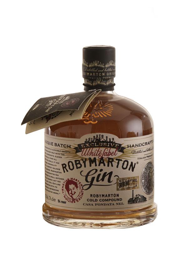 Recensione Roby Marton Gin White Label