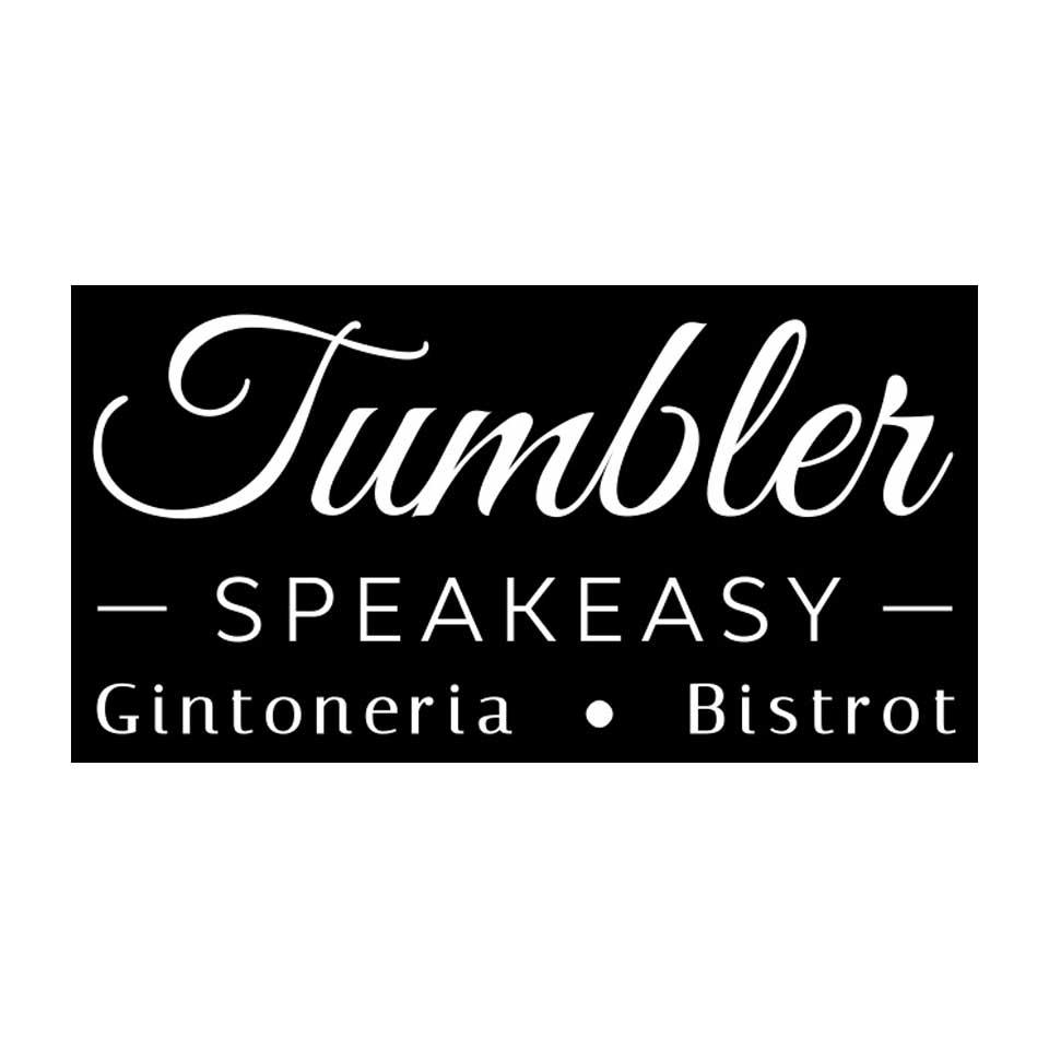 TUMBLER_SPEAKEASY-Varese-Locale-Logo