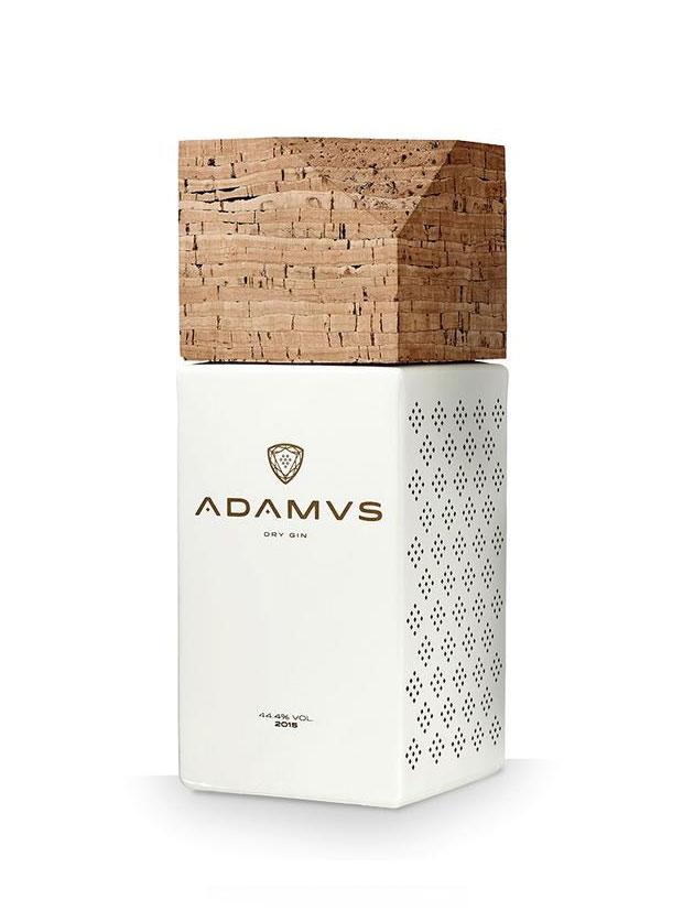 Recensione Adamus Dry Gin
