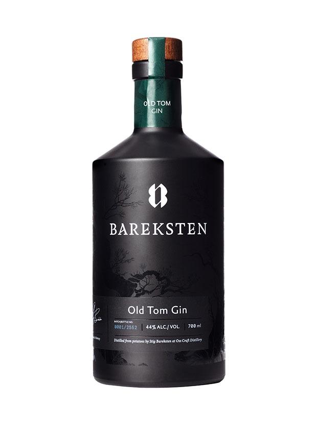Recensione Bareksten Old Tom Gin