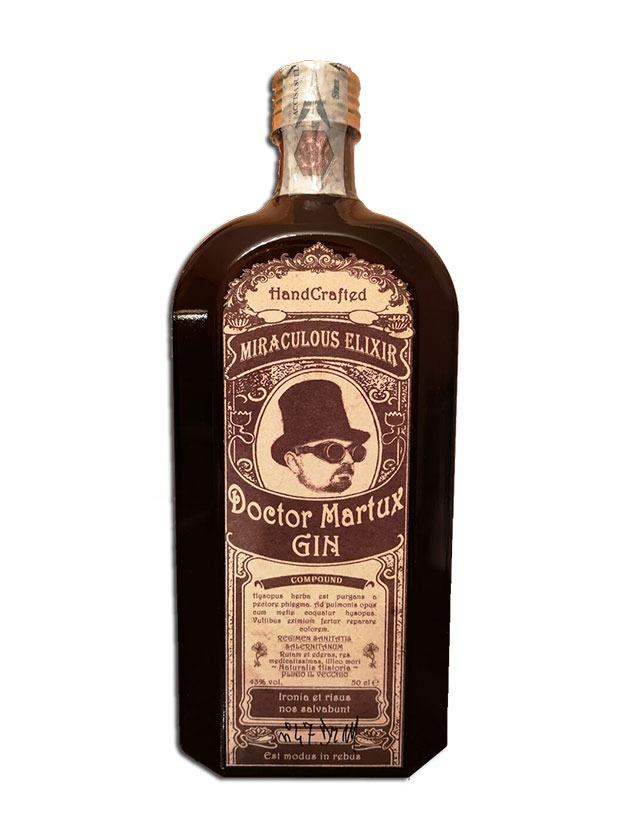 Recensione Doctor Martux Gin