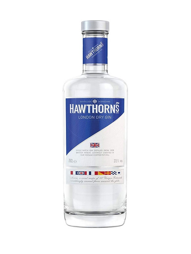 Recensione Hawthorn's London Dry Gin