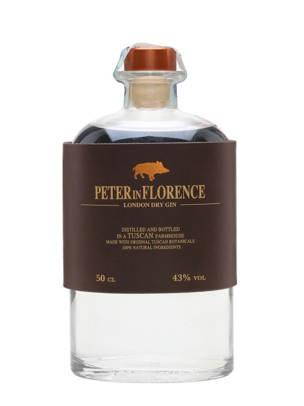Recensione Peter in Florence London Dry Gin