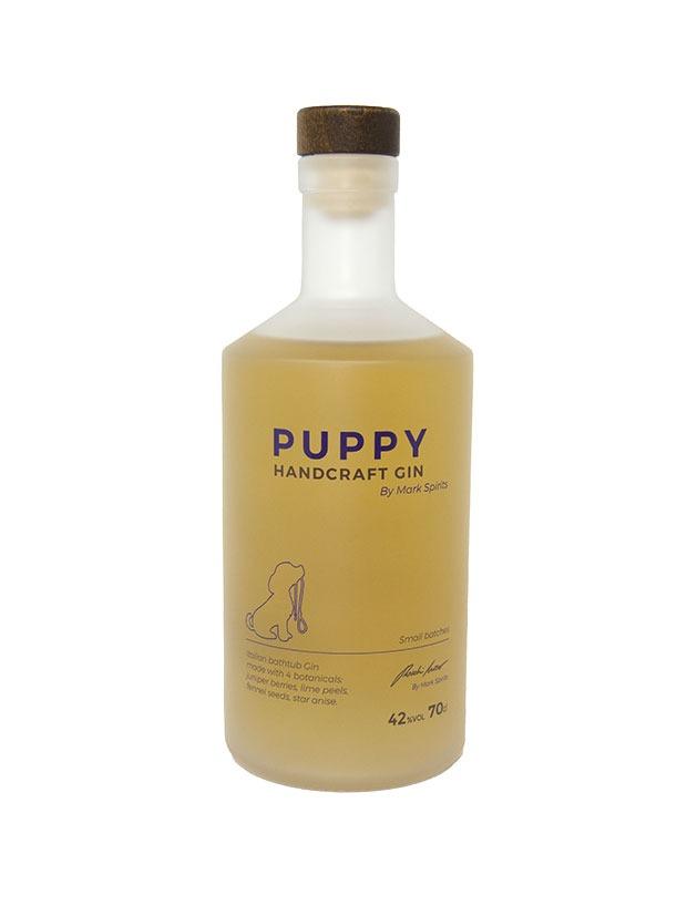 Recensione Puppy Handcraft Gin