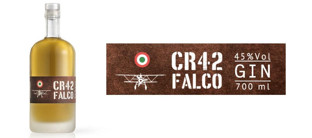 """CR42 Falco Gin: dalla più antica distilleria artigianale italiana un gin da prendere """"al volo"""""""