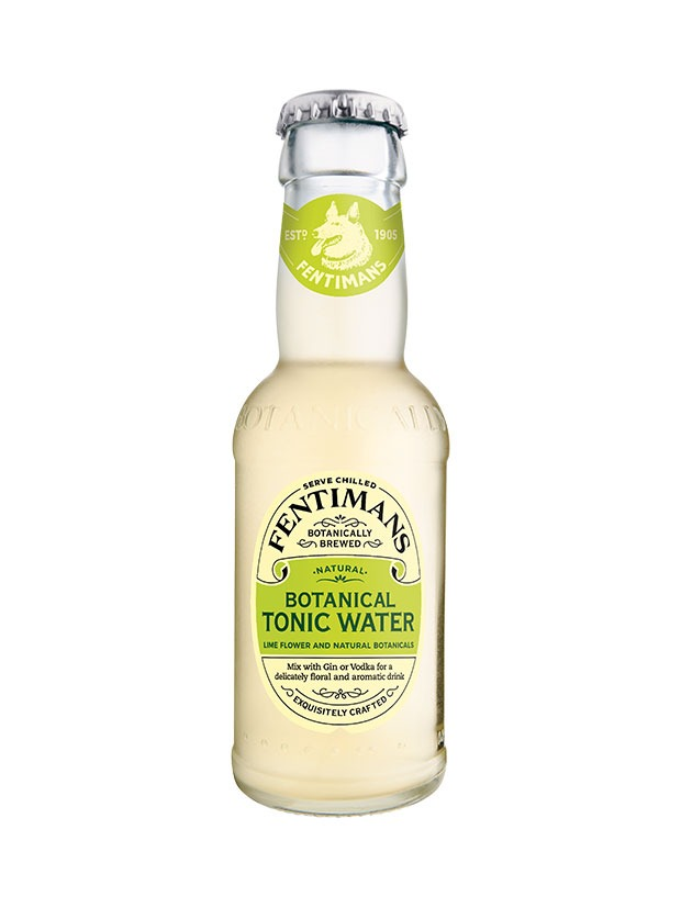 Recensione Fentimans Botanical Tonic Water