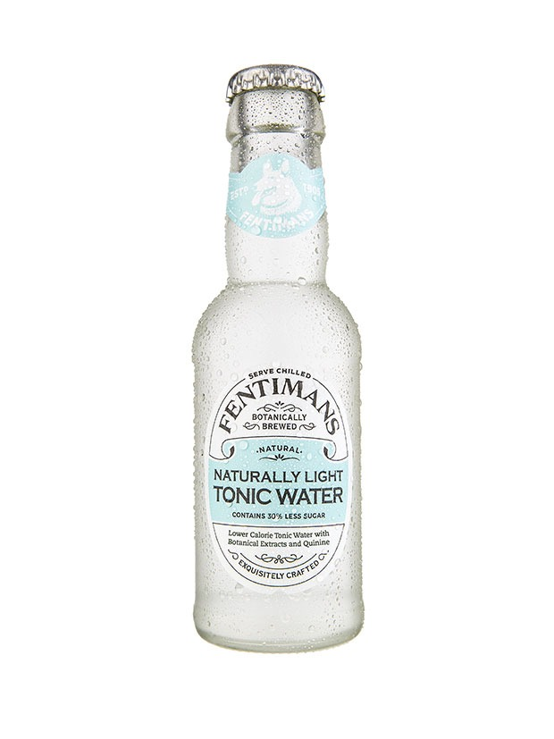 Recensione Fentimans Naturally Light Tonic Water