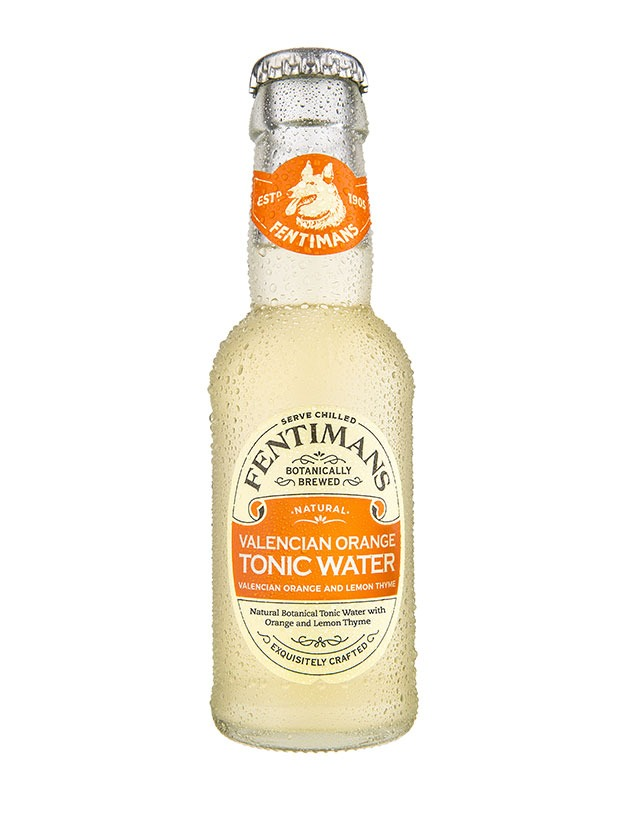 Recensione Fentimans Valencian Orange Tonic Water